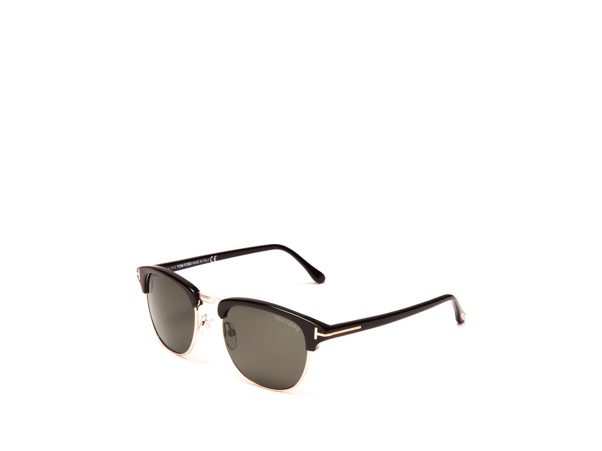 f6df2bd8c4 Tom Ford Clubmaster Sunglasses Henry