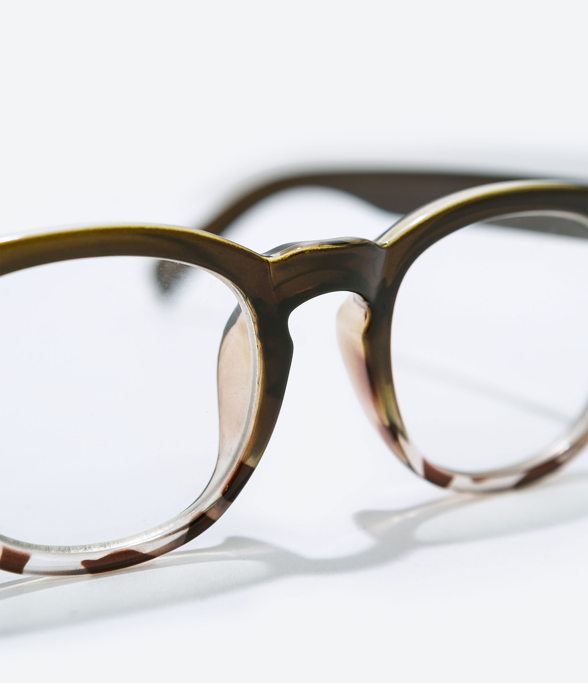 Zara Glasses Frames : Zara Reading Glasses in Brown for Men Lyst