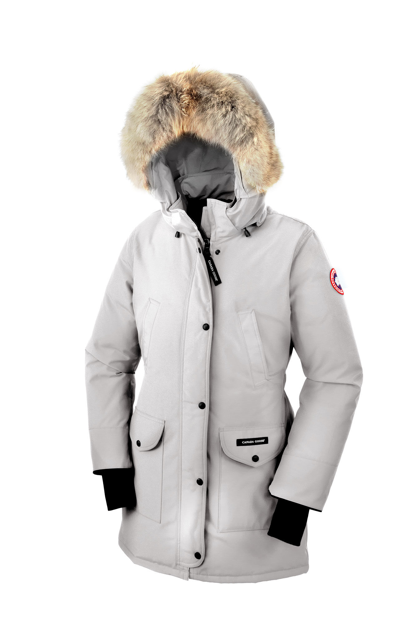 Canada Goose Langford Down Parka Mens Silverbirch Xxl