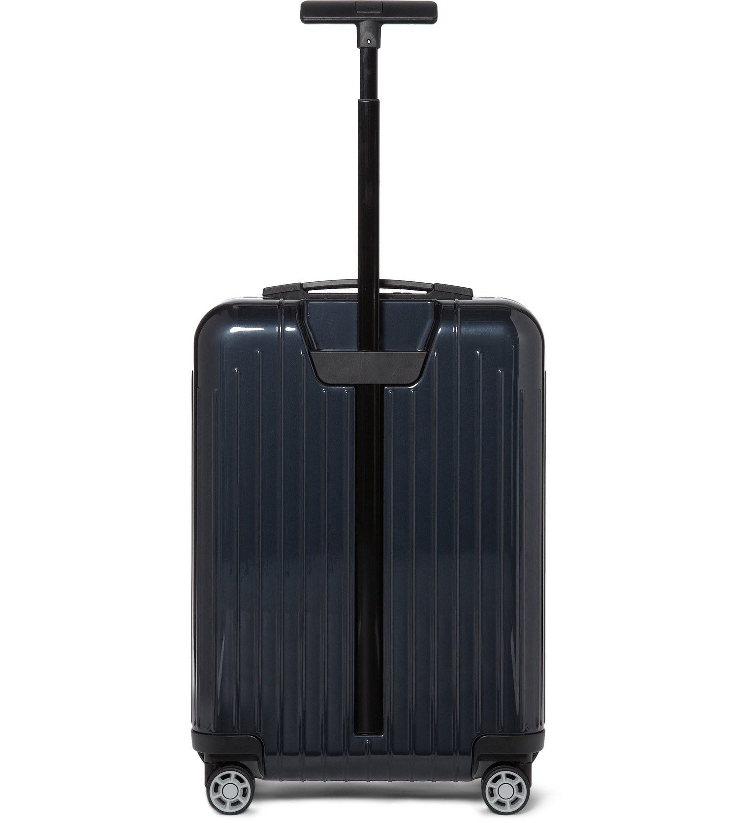 rimowa salsa air multiwheel 55cm carry on case in blue for men lyst. Black Bedroom Furniture Sets. Home Design Ideas