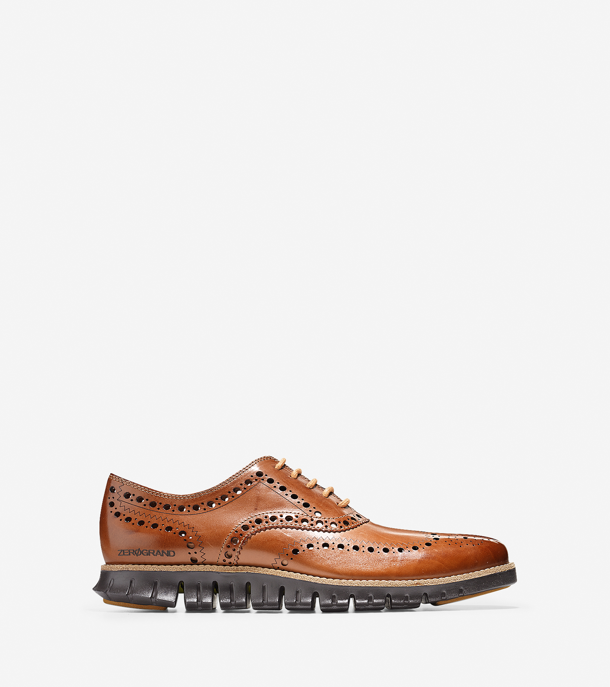 Classic Oxford Shoes Chestnut Brown