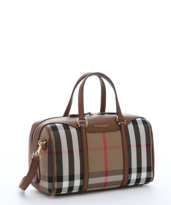 Gallery. Previously sold at  Bluefly · Women s Bowling Bags Women s Burberry  House f13dbd6a5dbc2