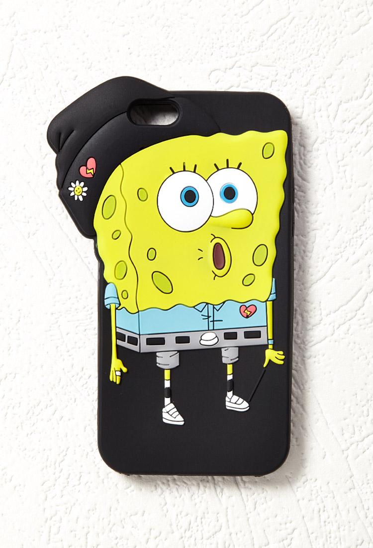Forever 21 Rubber Spongebob X Mina Kwon Case For Iphone 6