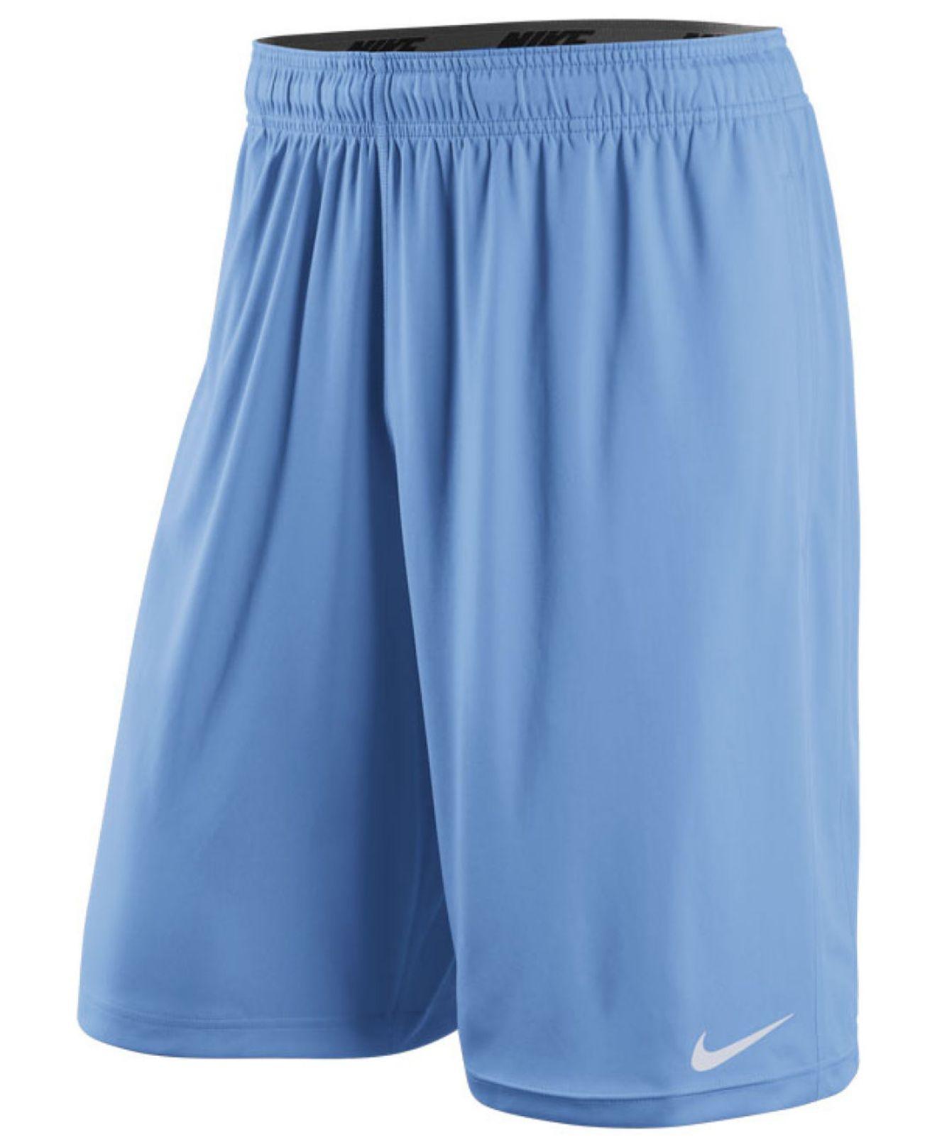 Nike North Carolina Tar Heels Practice Shorts in Blue   Lyst