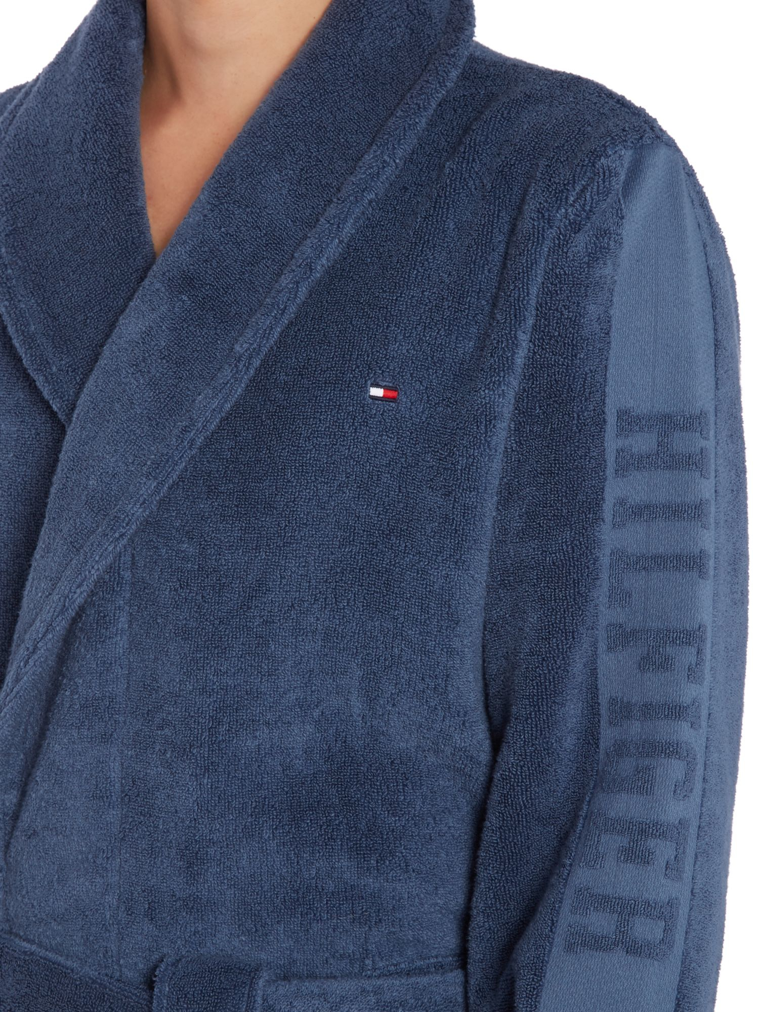 Tommy Hilfiger Dressing Gown - Home Decorating Ideas & Interior Design