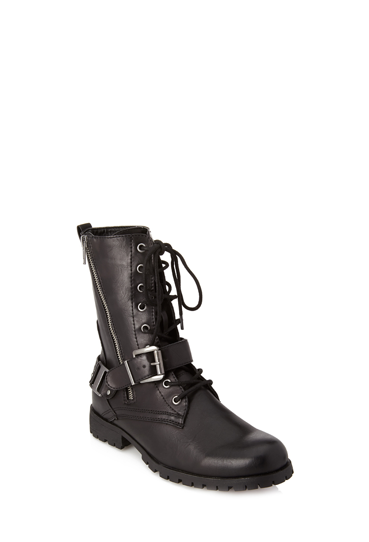 27 awesome combat boots for women forever 21 sobatapkcom