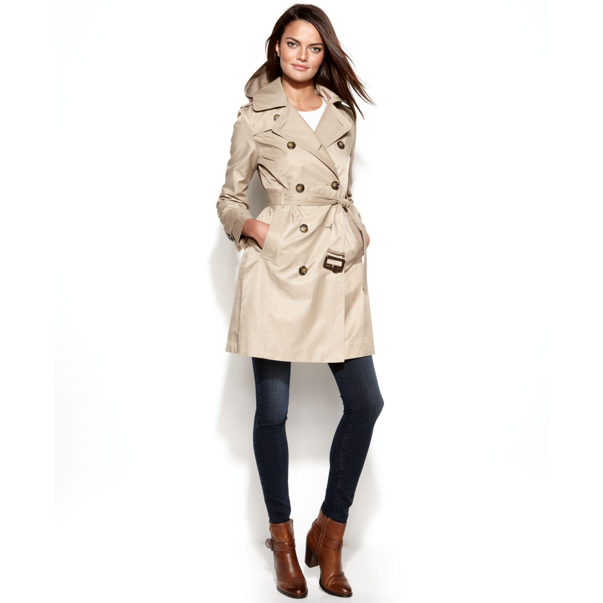 Womens trench coat petite