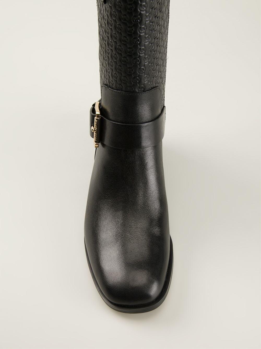 MICHAEL Michael Kors Breck Boots in Black