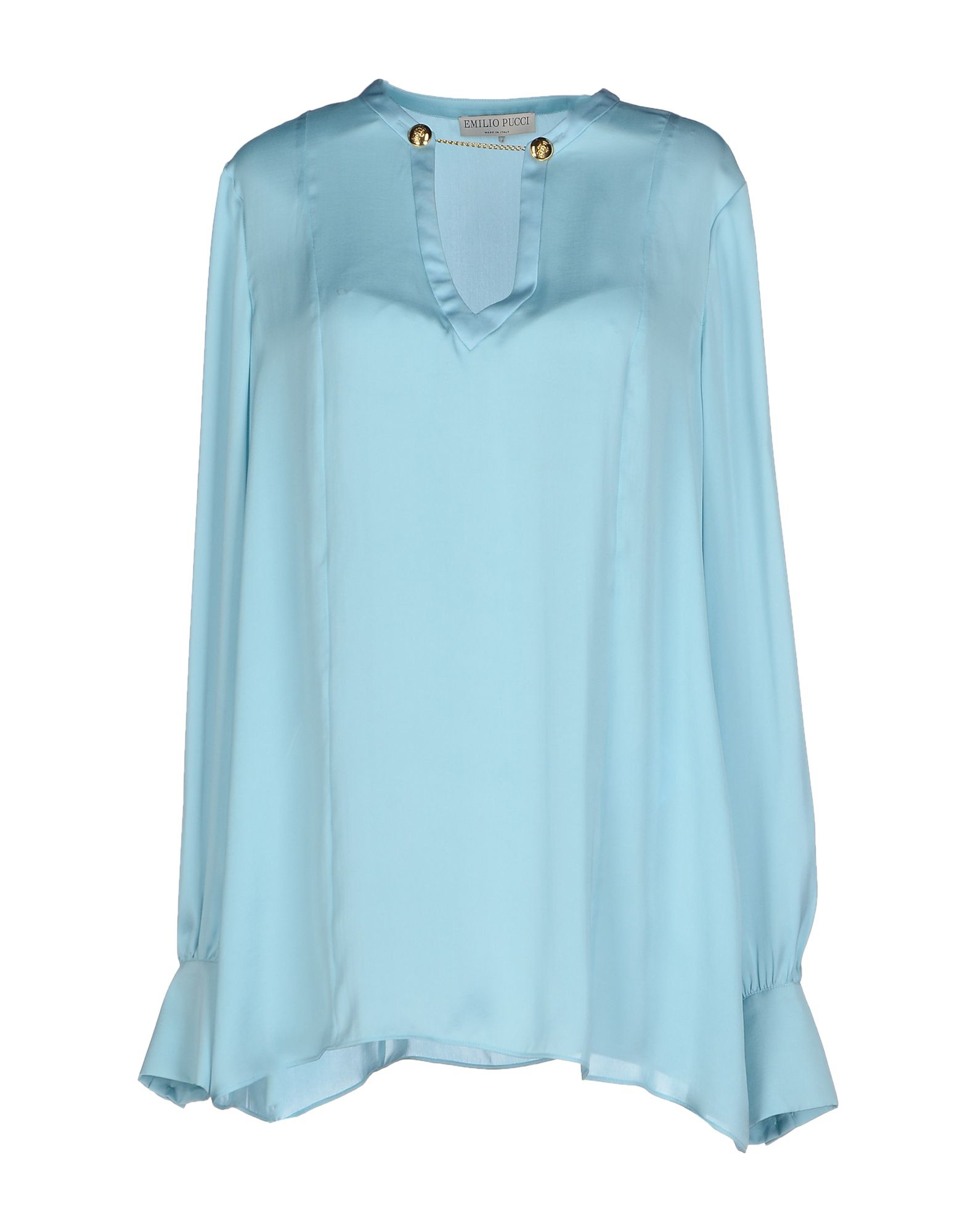 Sky Blue Womens Blouse 84