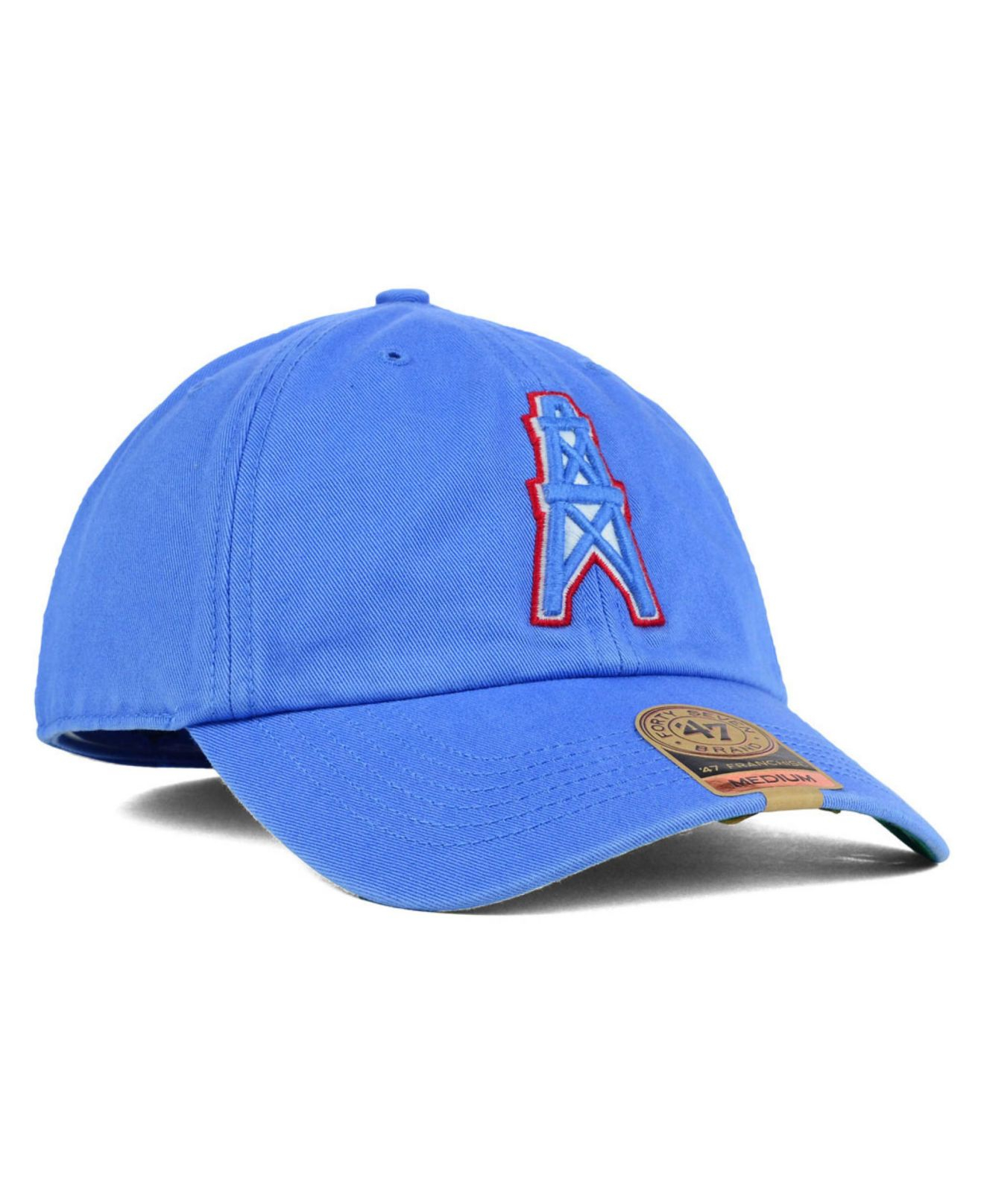 ... ireland lyst 47 brand houston oilers franchise cap in blue for men  b59bf 41176 a27861eeb