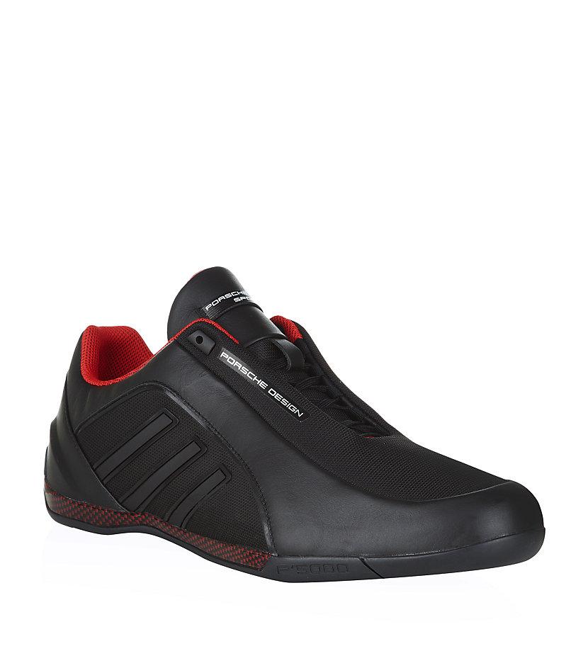 Porsche Design Athletic Ii Mesh Shoe In Black For Men Lyst