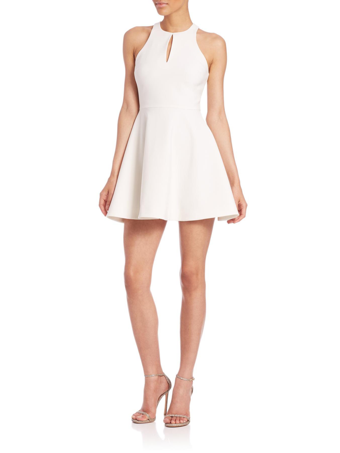 16d5867830 Lyst - Elizabeth and James Scout Dress in White