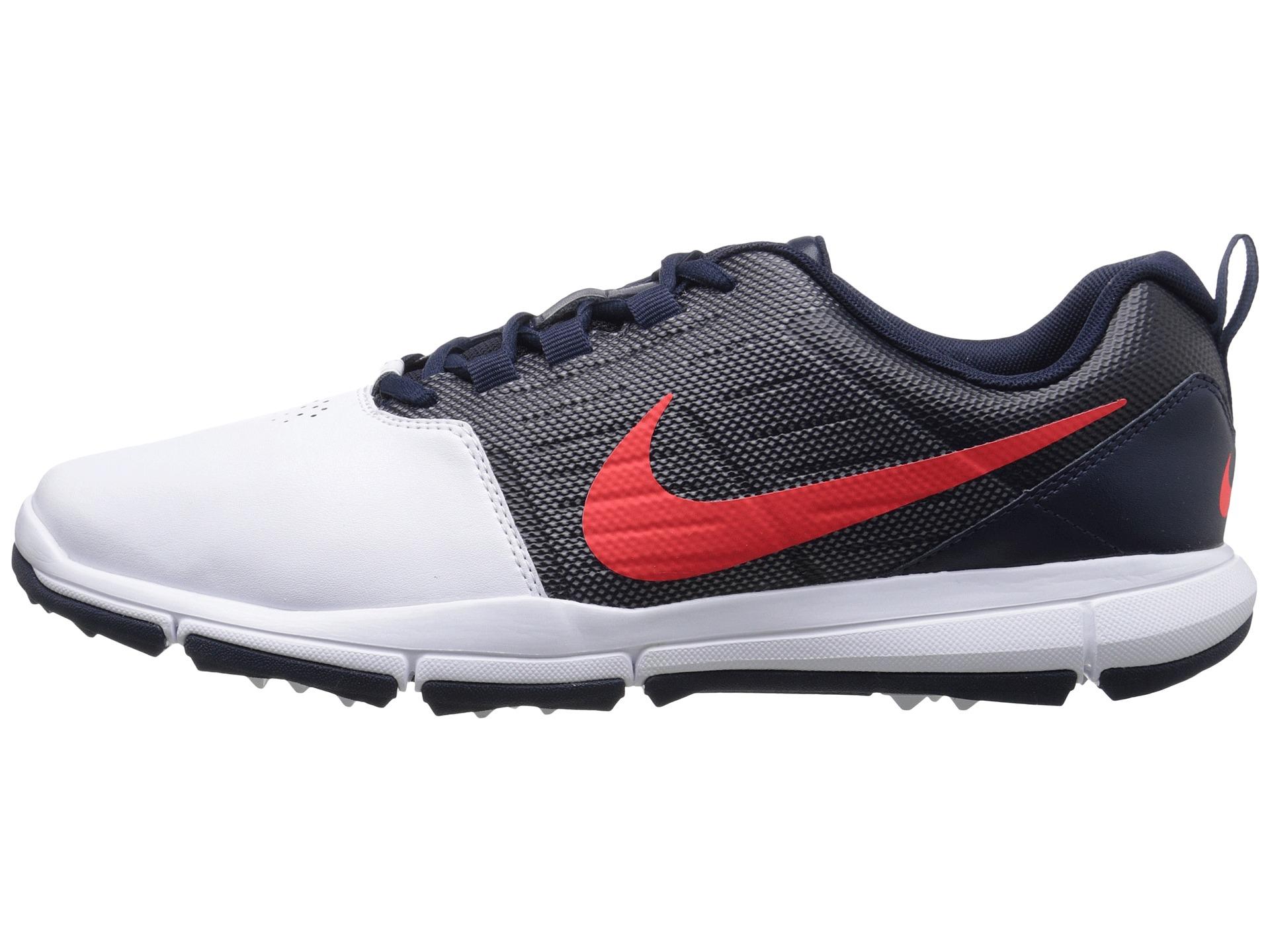 nike explorer golf zapatos