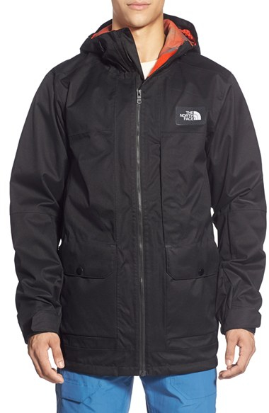 1d705e498 The North Face Black 'tight Ship' Waterproof Hyvent Performance Jacket for  men