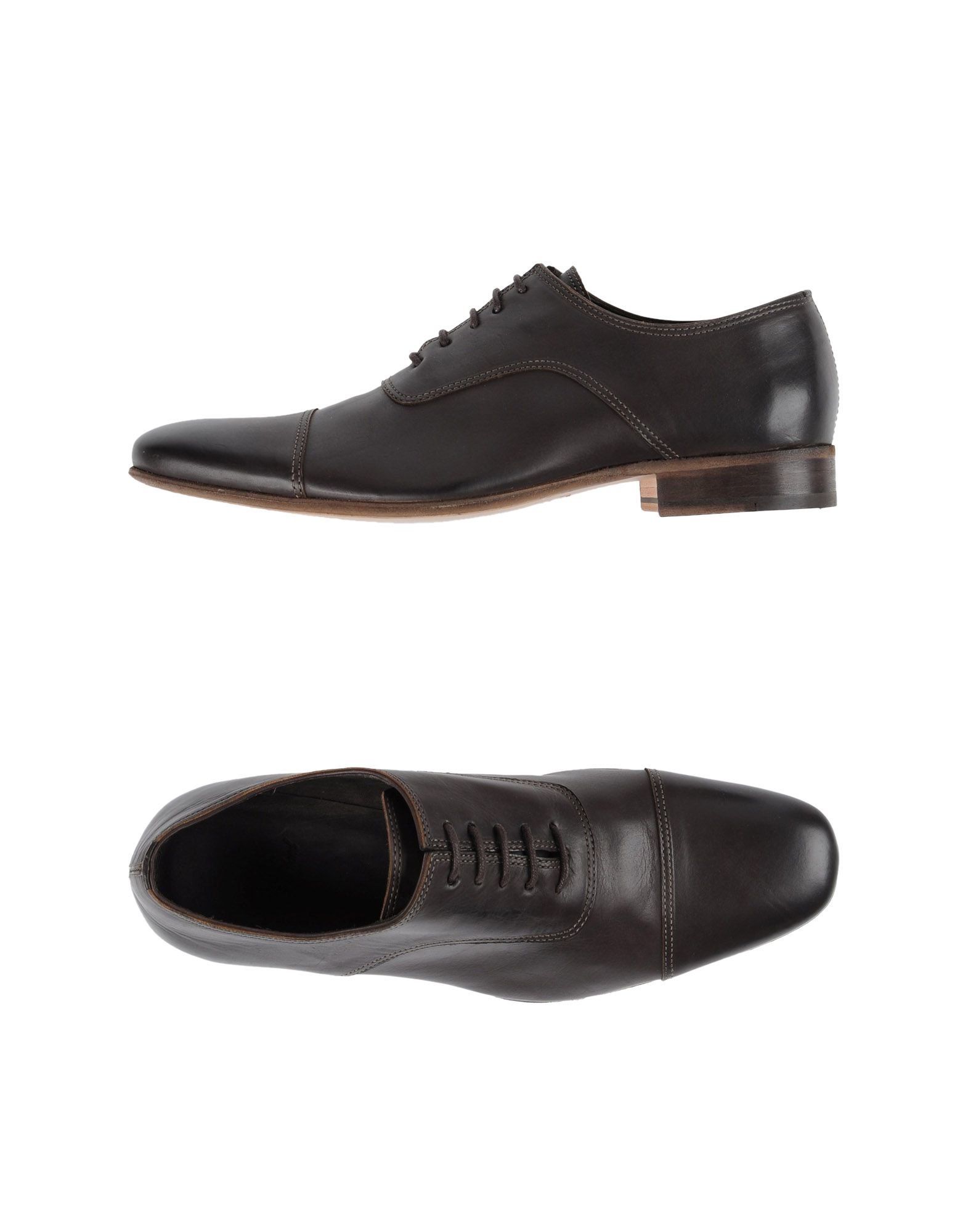 NDC Lace-up Shoes in Dark Brown (Brown) for Men