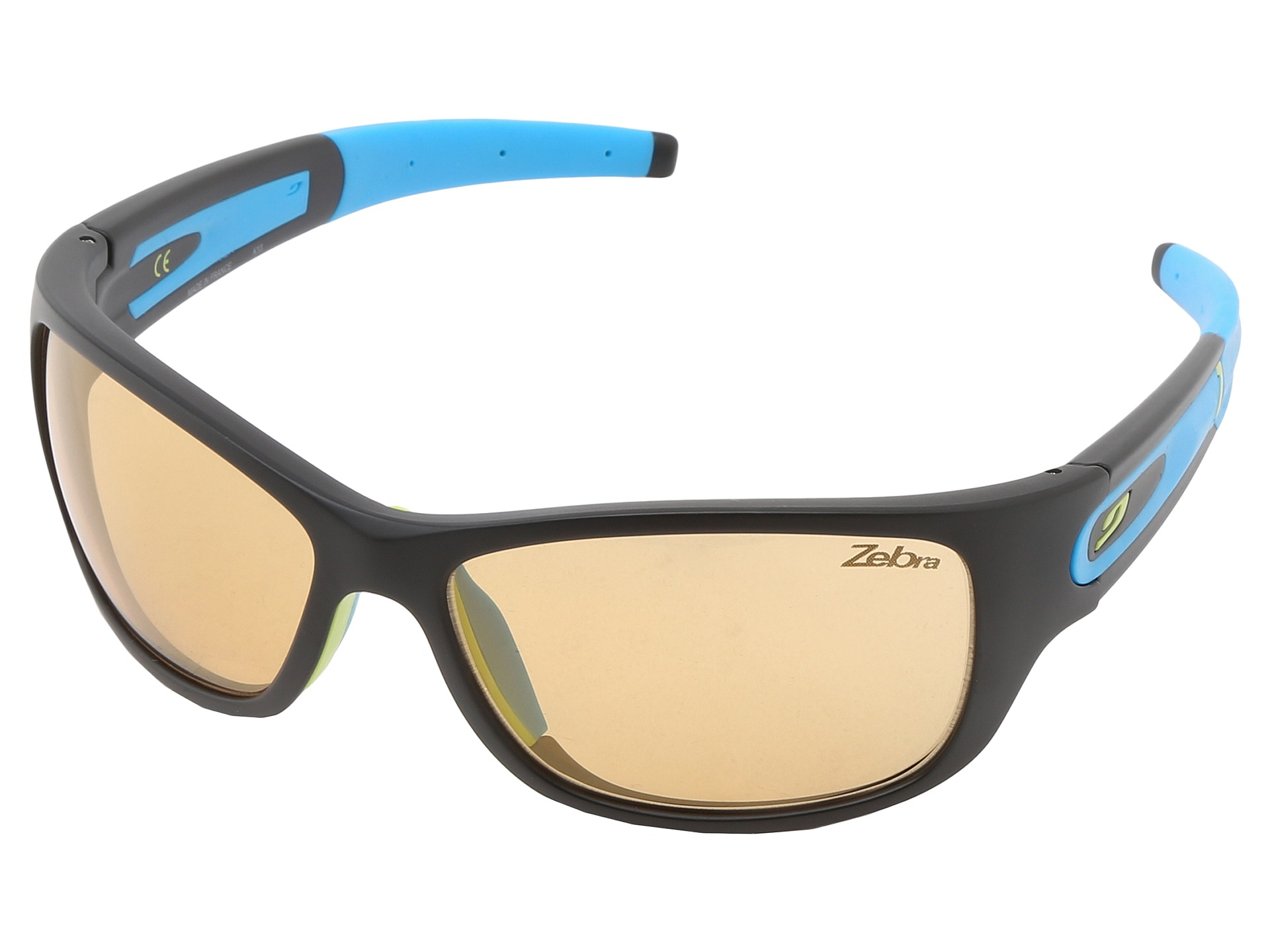 9a83eb8786 Julbo Chrome Zebra Sunglasses