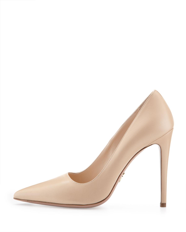 high heels prada
