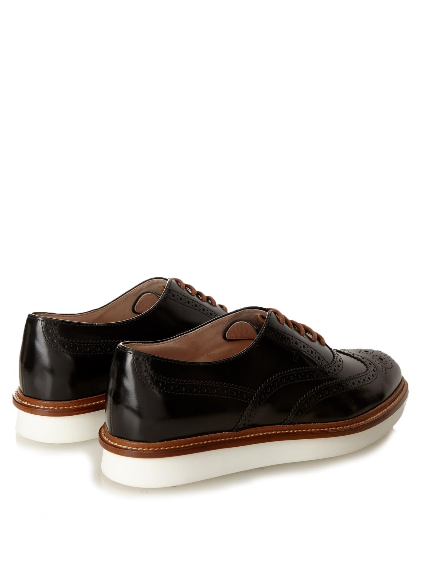 Mango Lace Up Oxford Shoes