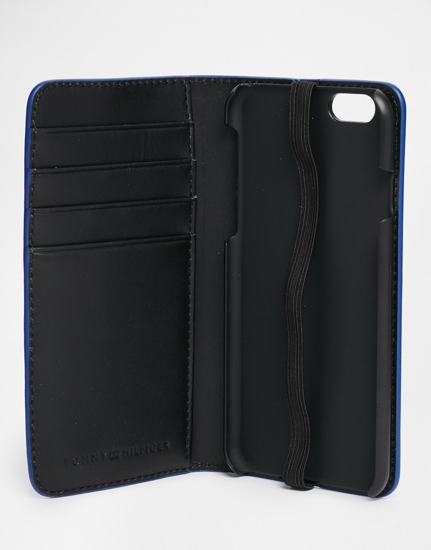 uk availability 9c046 2b07d Tommy Hilfiger Black Geoff Iphone 6 Case for men