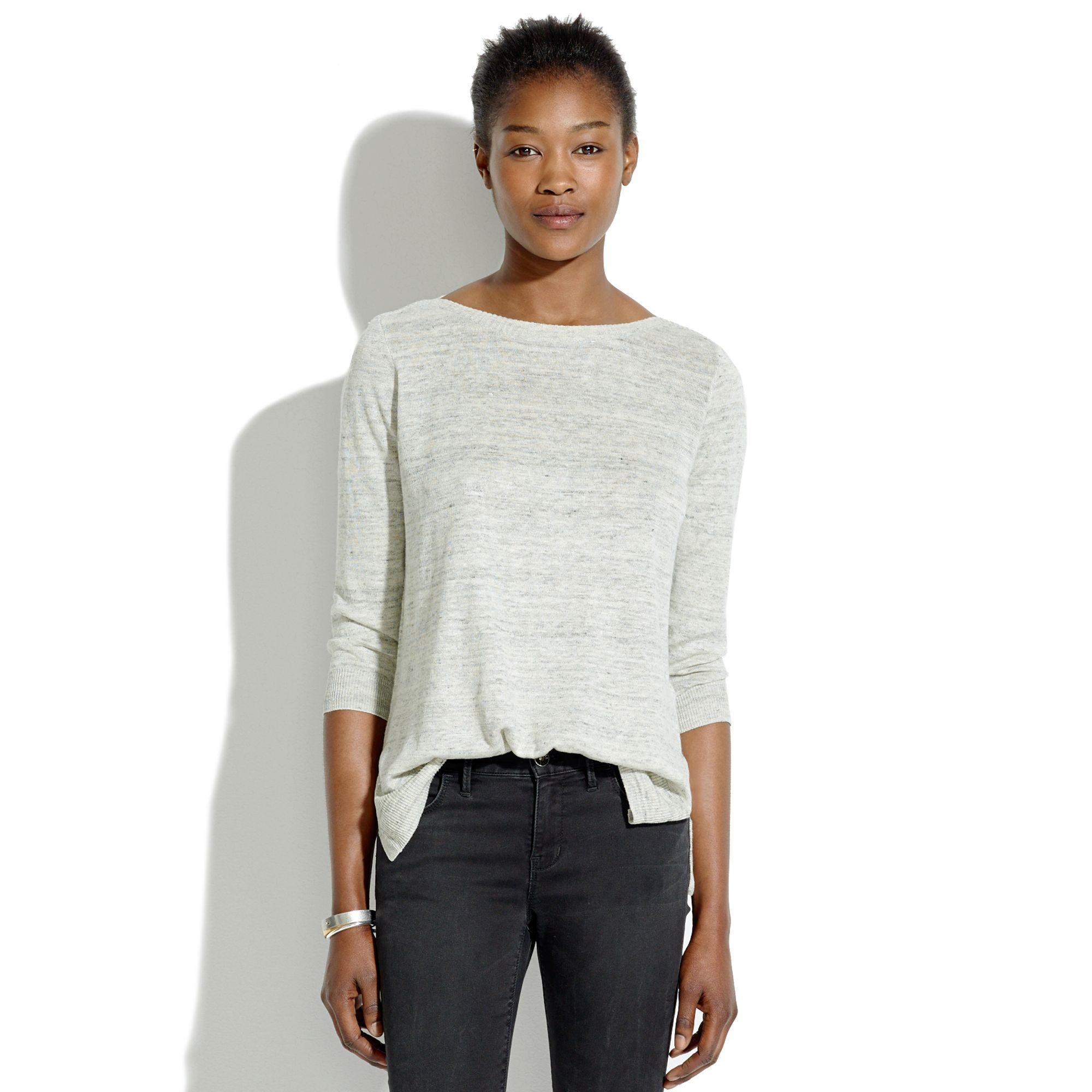 Madewell Wallace Sweater