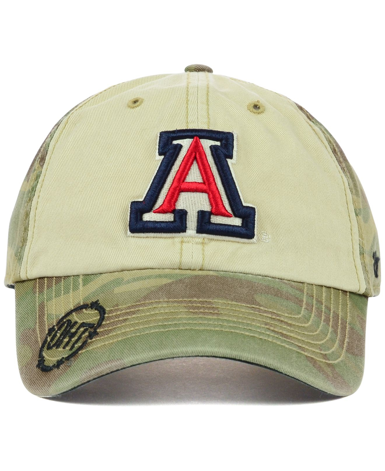 competitive price c7914 e7c8d 47 Brand Arizona Wildcats Oht Gordie Clean Up Cap in Green for Men ...