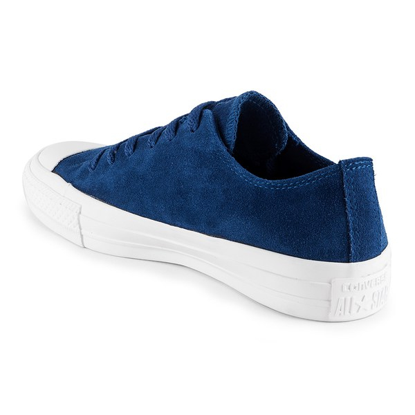 Converse Men'S Chuck Taylor All Star Sawyer Suede Ox Trainers in Blue for Men