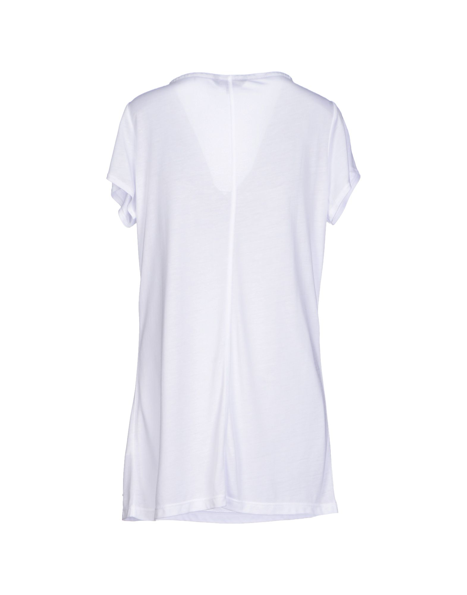 lyst tommy hilfiger t shirt in white. Black Bedroom Furniture Sets. Home Design Ideas