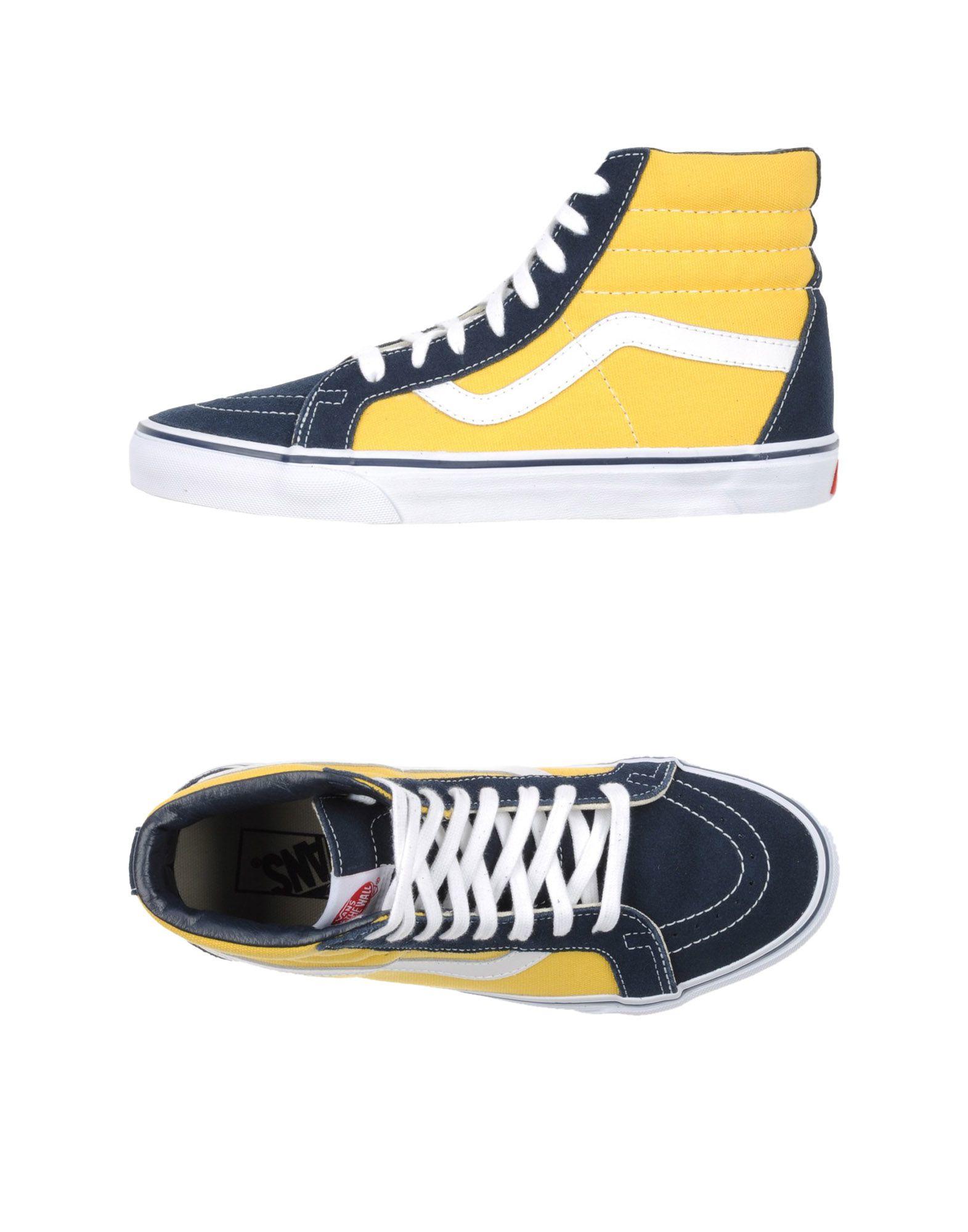 Vans High-tops \u0026 Trainers in Yellow