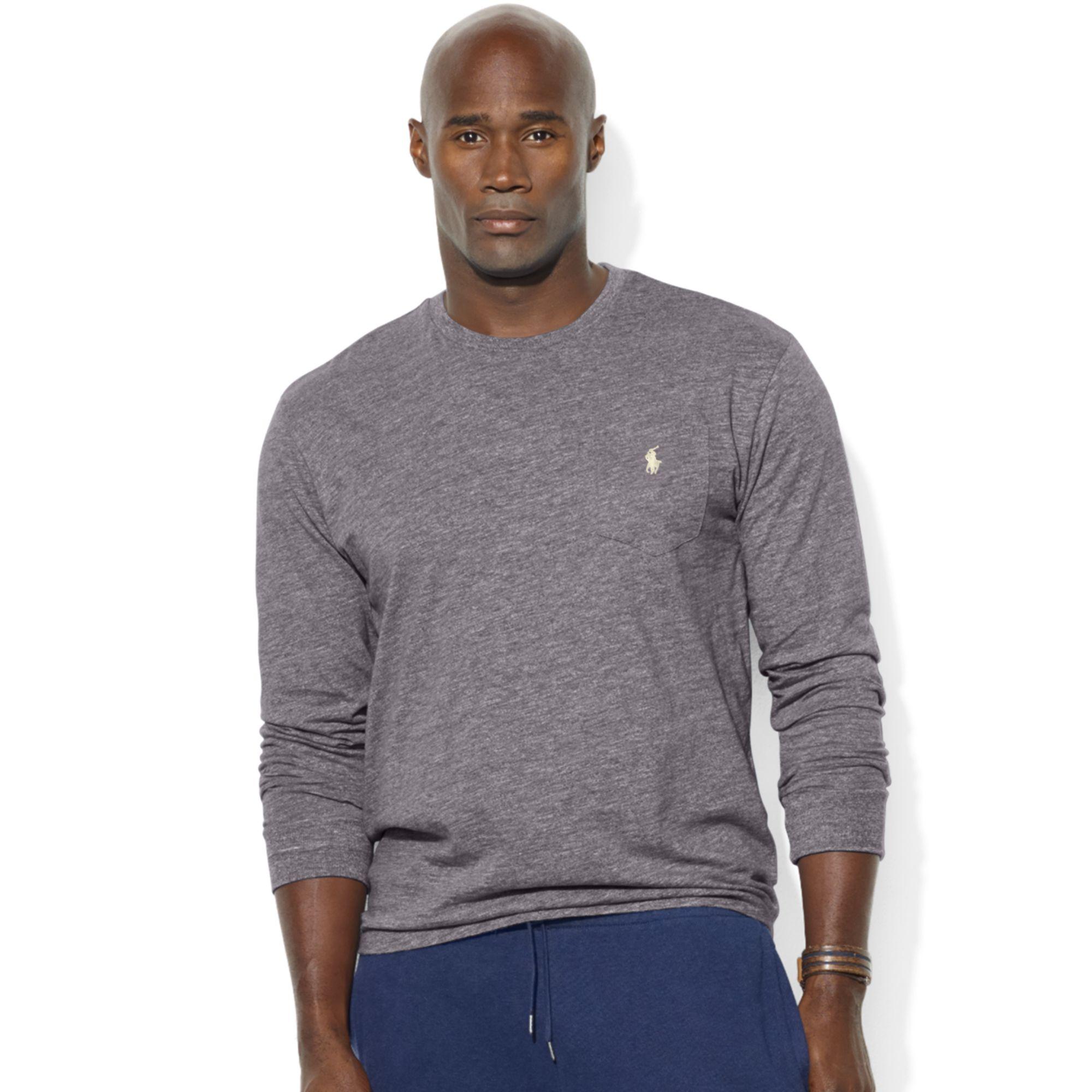 Reduced T Sleeve Pocket Long Lauren Shirt Ralph 56eb5 Cf4b7 droWBexC