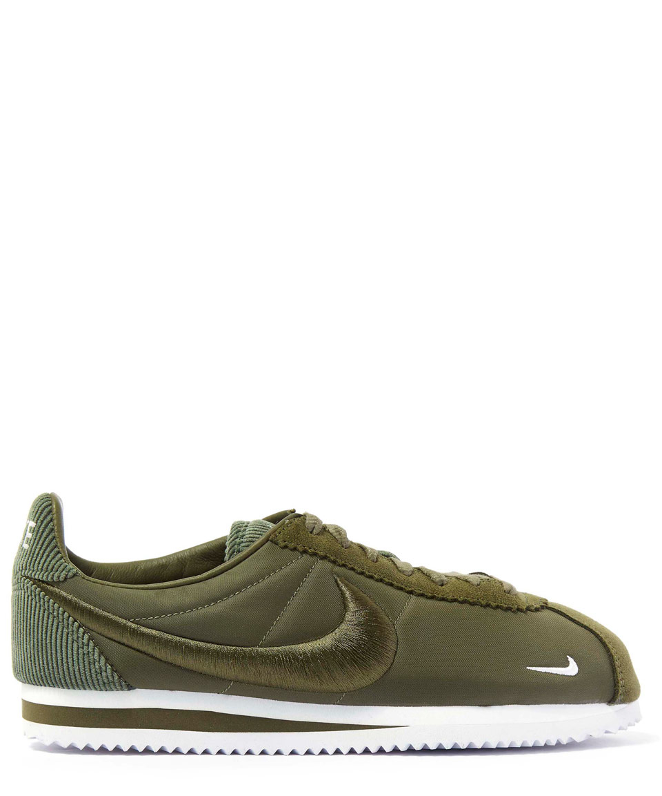 Green Nike Cortez For Sale
