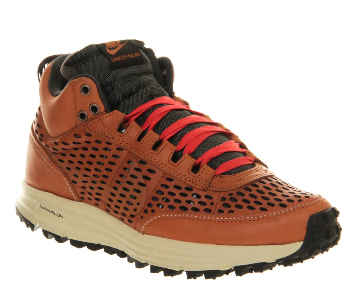 low priced b5f04 f739b ... Lyst - Nike Lunar Ldv Sneaker Boot in Brown for Men ...