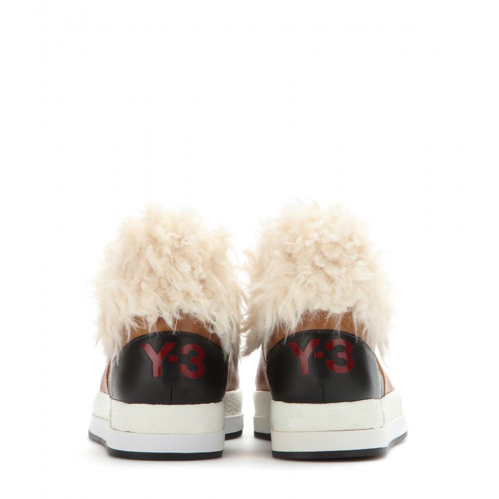 Y-3 Riyal Ii High-top Sneakers