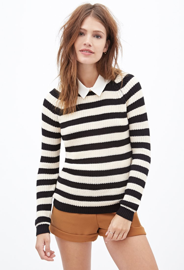 Find the latest and trendy styles of knit sweaters at ZAFUL. We are pleased you with the latest trends in high fashion knit sweaters. Turtleneck Chunky Cable Knitted Sweater - Bright Yellow. QUICK VIEW. Striped V Neck Knit Sweater - Red Wine. Knitted Striped Sweater - Multi L. QUICK VIEW. Letter Side Tied Knit.