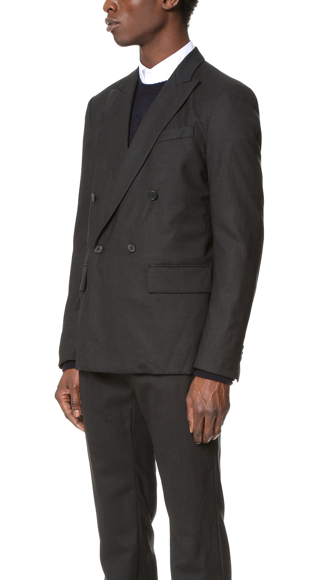 Cheap Recommend Marni double-breasted jacket Best Store To Get For Sale wXmLbyu