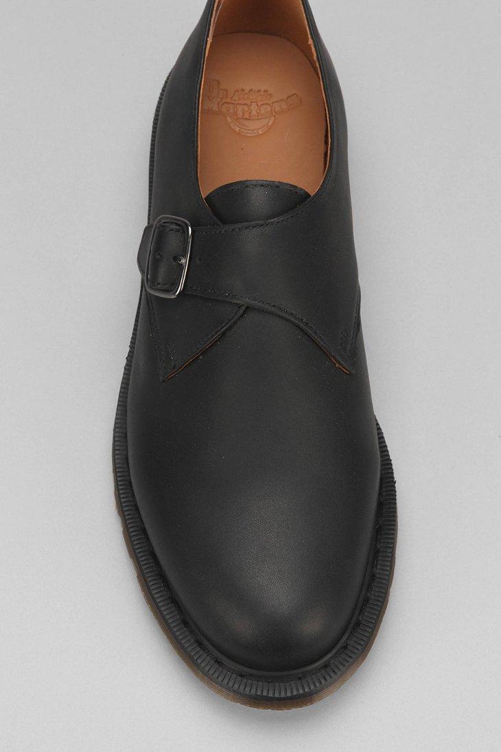 Dr. Martens Padraic Monk-Strap Shoe in