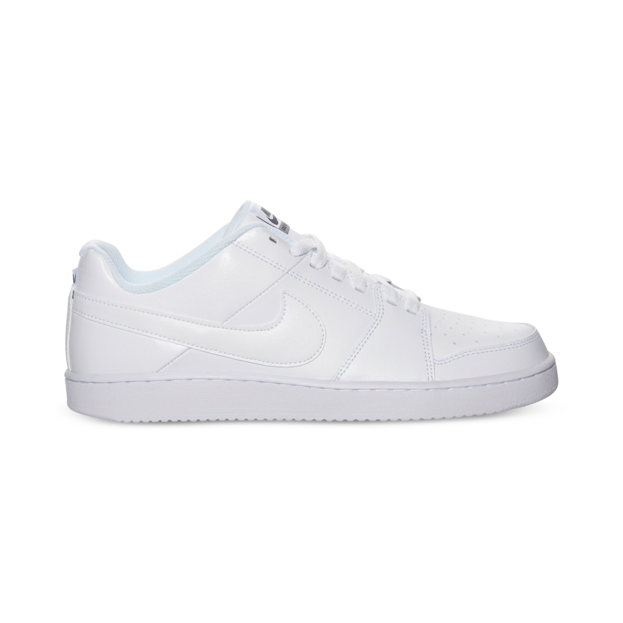 Nike Backboard Low Casual Sneakers in White for Men