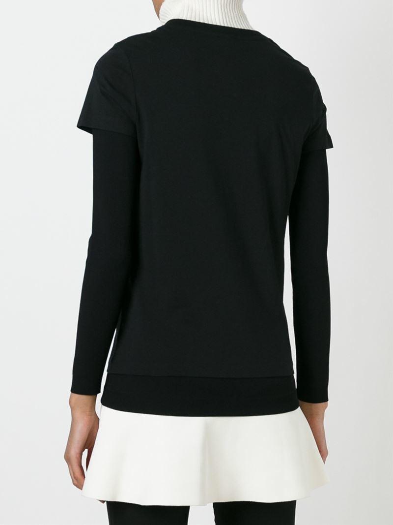 kenzo 39 eye 39 t shirt in black lyst. Black Bedroom Furniture Sets. Home Design Ideas