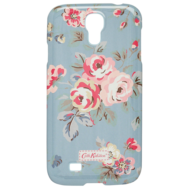 Cath Kidston Westbourne Rose Case For Samsung Galaxy S4 in Blue - Lyst 9bdf148a81