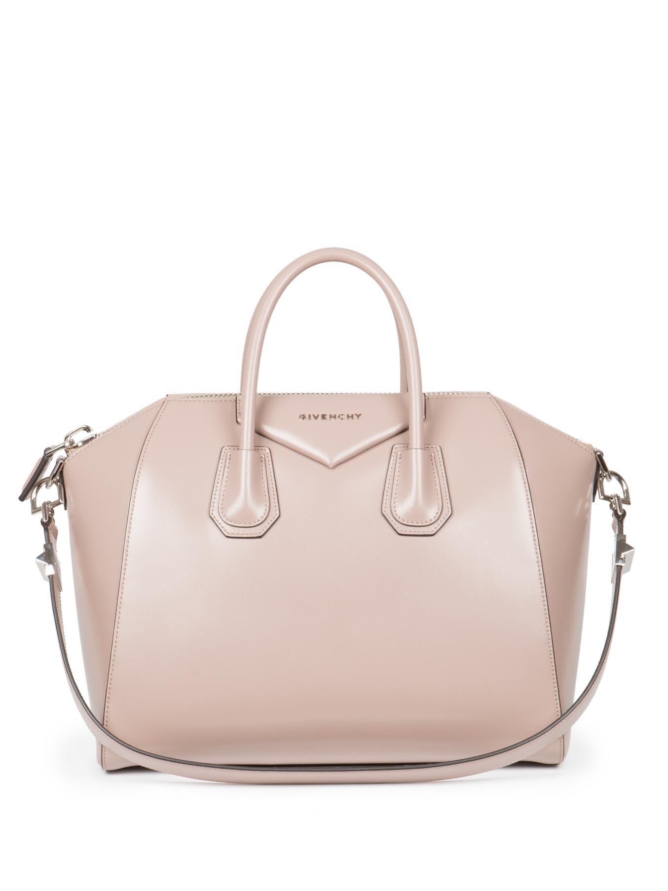 Givenchy Antigona Bag Glazed Leather Small QH30SrqF