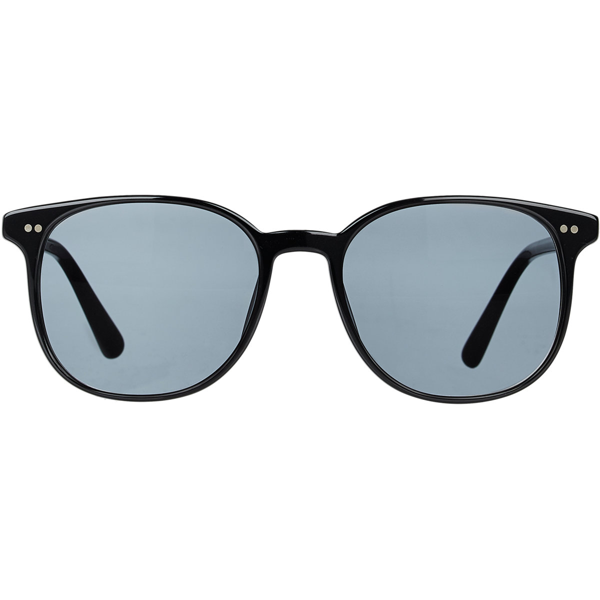 oliver peoples s scheyer sunglasses in black for