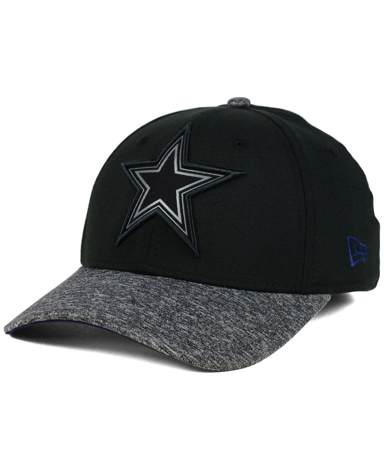 official photos 31dfe 29ee0 KTZ Dallas Cowboys Gridiron 39thirty Cap in Black for Men - Lyst