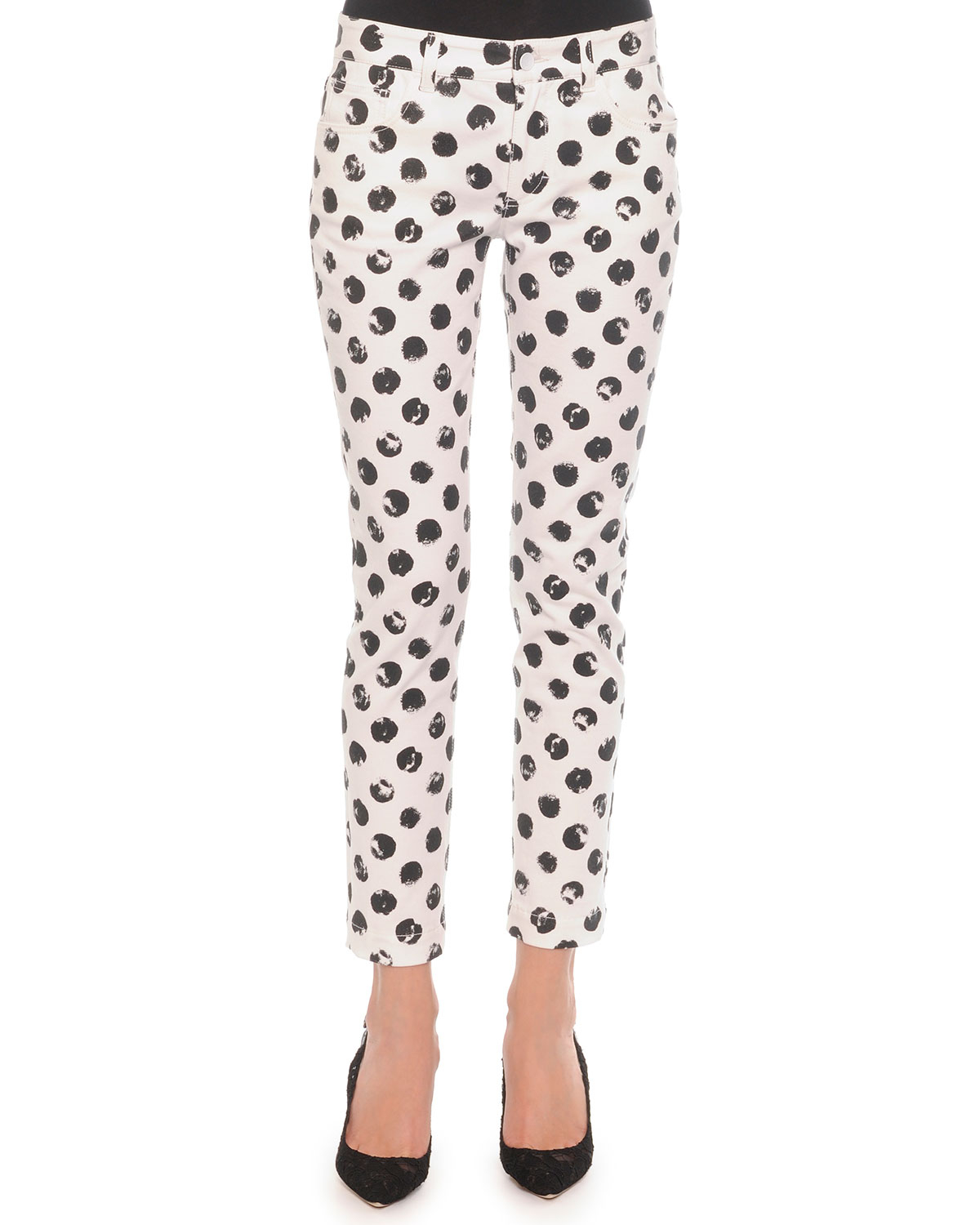 Shop for polka dot jeans at stilyaga.tk Free Shipping. Free Returns. All the time.