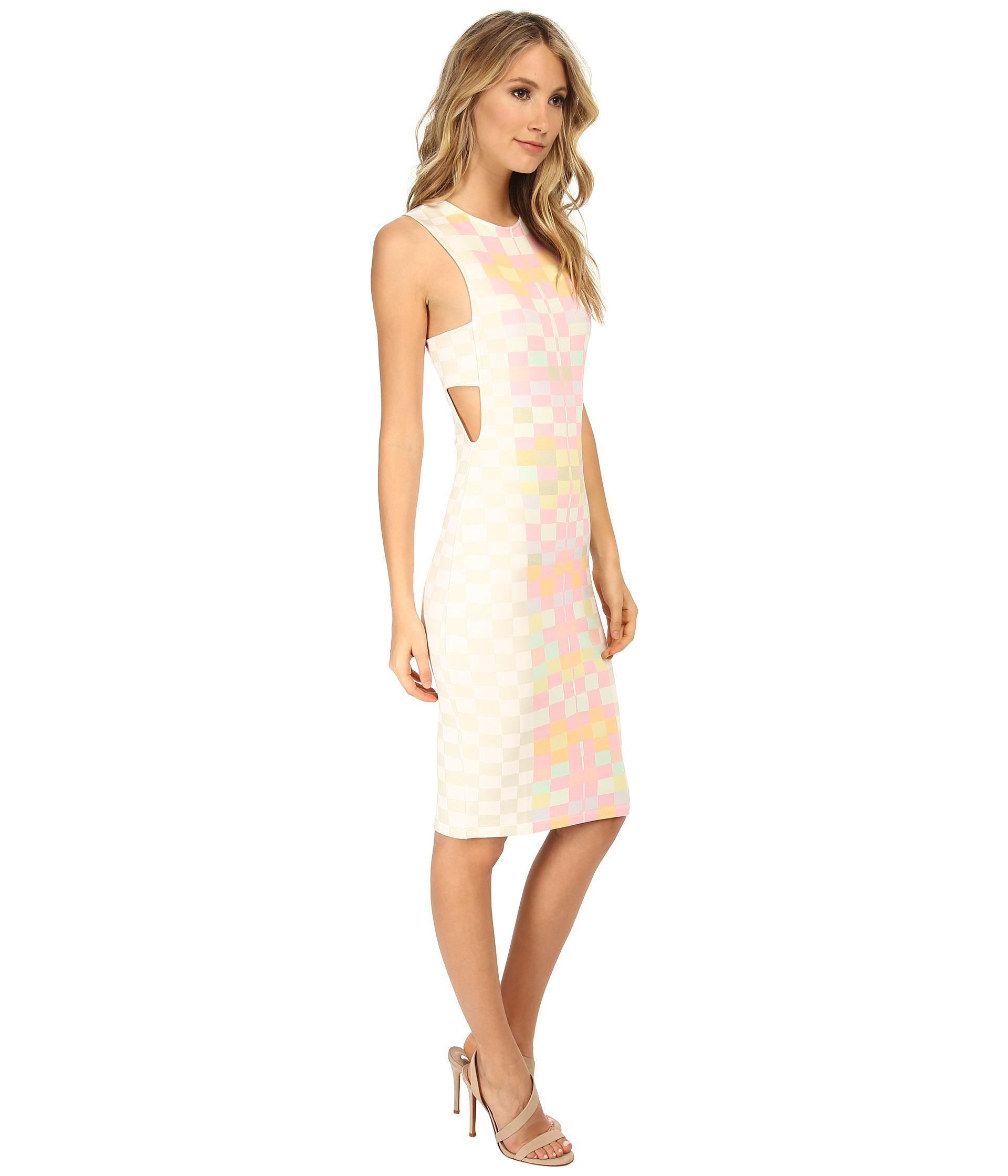 Lyst Mara Hoffman Cutout Midi Dress