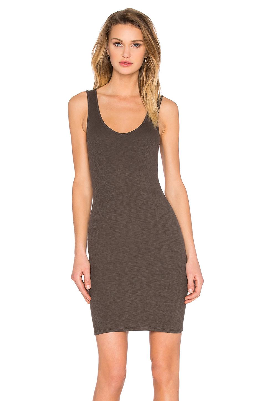 Enza Costa Woman Cotton-jersey Mini Dress Black Size M Enza Costa 485gC
