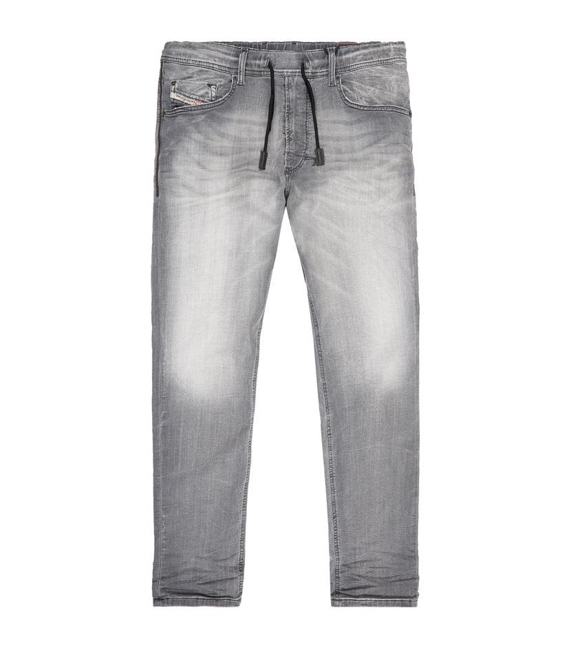 diesel narrot jogg jeans in gray for men lyst. Black Bedroom Furniture Sets. Home Design Ideas