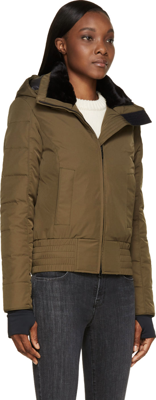 canada goose branta jackson jacket