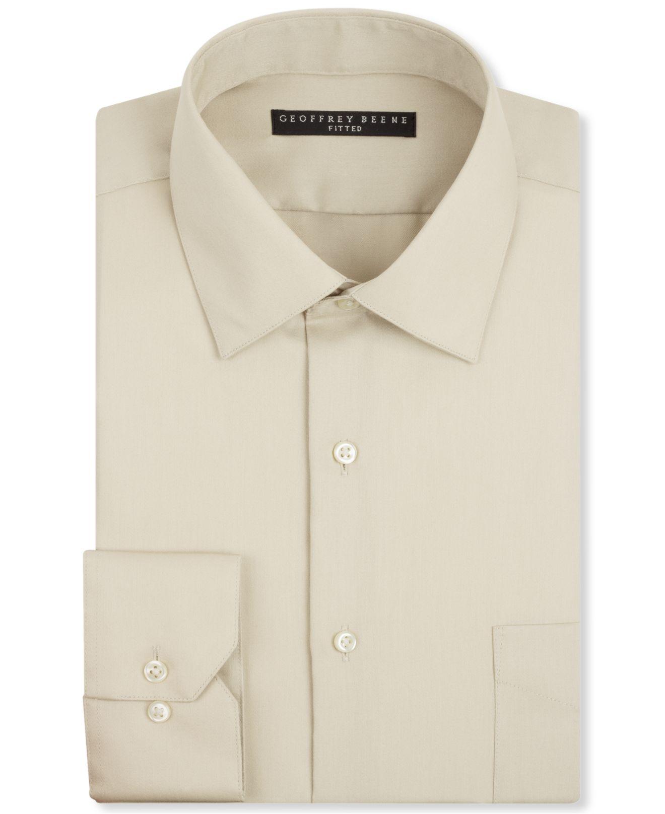 Geoffrey beene dress shirt colors