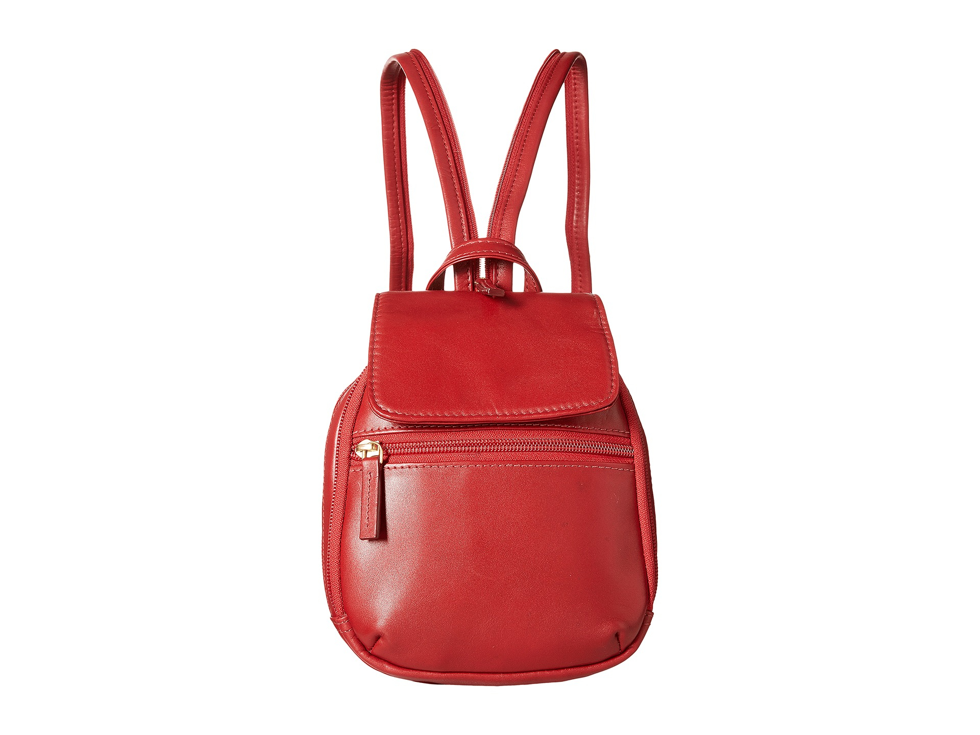 Scully Emma Backpack (Red) Backpack Bags NW45bY