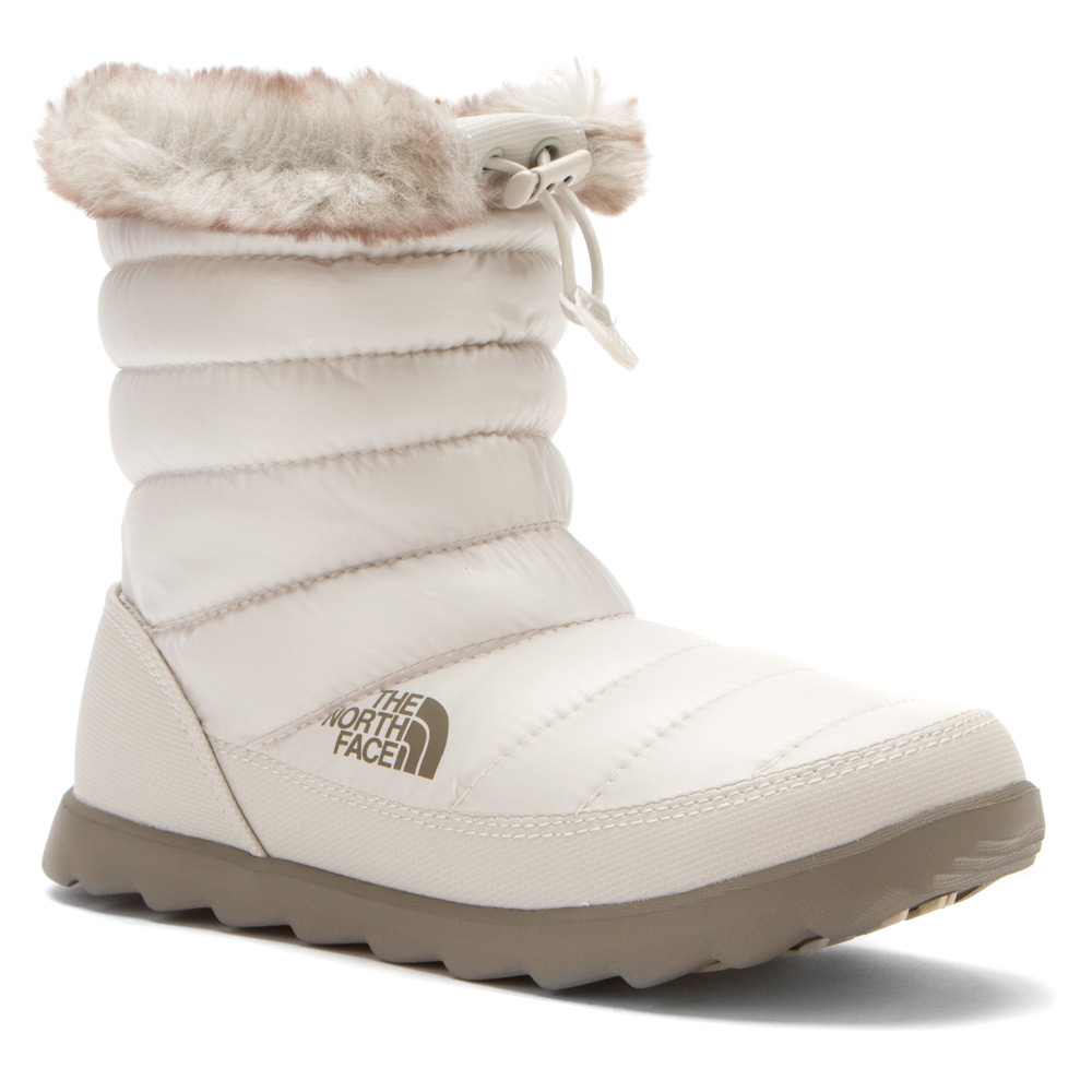 The North Face Thermoball 226 162 Micro Baffle Bootie In White