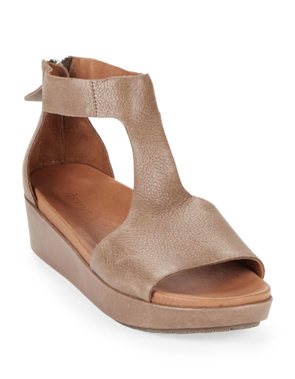 Gentle Souls Women's Nyomi Platform Sandal C3YmJ0